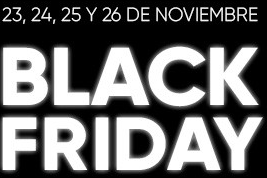 BLACK FRIDAY 2017. OFERTAS YA DISPONIBLES